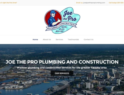 Joe The Pro Plumbing